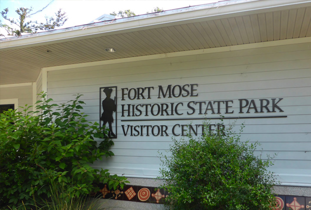 Fort Mose Museum Front