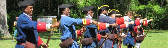 Militia Practice
